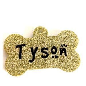 Dog tags 😊🐶